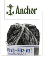 Anchor Crochet and Knitting Yarns