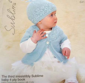 The Third Irresistibly Sublime Baby 4 Ply Book
