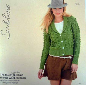 The Fourth Fabulous Sublime Merino DK Book