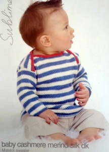 Sublime Matelot Sweater Pattern