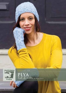Juniper Moon Farm Plya Hat and Mitts Pattern