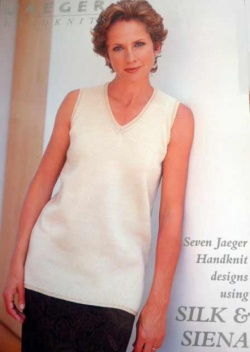 Jaeger JB #03 Seven Designs for Silk and Siena