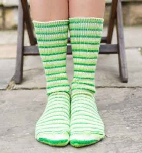 West Yorkshire Spinners Mojito Socks