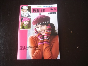 Anchor Wash + Filz It  Book 3 - Accessoriesi