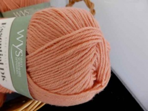 West Yorkshire Spinners Essential DK #611, Apricot
