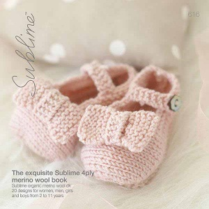The Irresistibly Sublime Baby 4 Ply Book