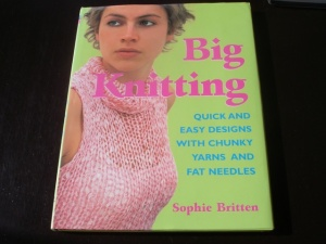Big Knitting by Sophie Britten