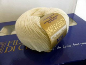 Filatura di Crosa New Bollicina #02, Cream