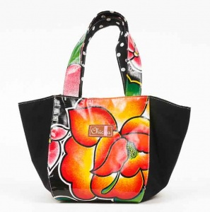 Chic A Wild Flower  Blossom Bag