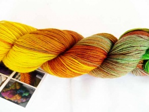Easyknits Deeply Wicked 4 Ply Buds and Shoots