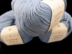 Rowan Cotton Glace #749, Sky