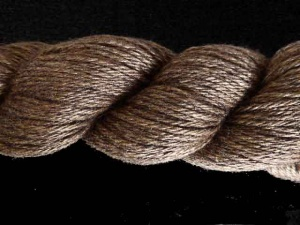 Aslan Trends Baby Llama and Mulberry Silk #22, Chocolate