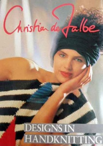 Christian de Falbe Designs in Handknitting