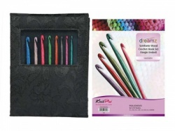 Knit Pro Symfonie Dreamz Crochet Hook Set