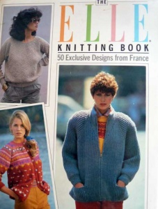 The Elle Knitting Book - 50 Designs from France