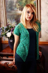 Artyarns Ethereal Cashmere Cardigan