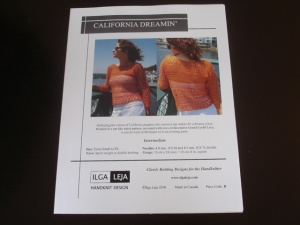 Ilga Leja California Dreamin' Sweater