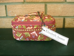Jewelry Case in Indian Summer