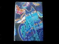 Laruel Burch Fantastic Felines Blank Journal