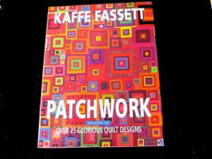 Kaffe Fassett Patchwork - Signed Copy