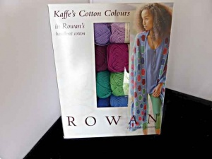 Rowan Kaffe Fassett Diagonal Bubbles Wrap Kit