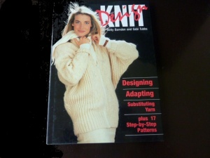 Knit Design by Betty Barnden and Gail Tubbs