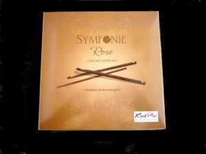 Knit Pro Symfonie Rose Crochet Hook Set