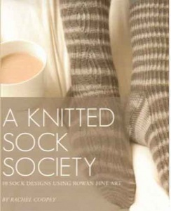 Rowan A Knitted Sock Society