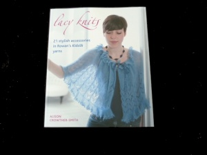 Lacy Knits by Alison Crowther-Smith