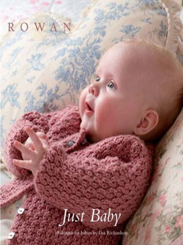 Rowan Just Baby Now In Stock Jannettes Rare Yarns