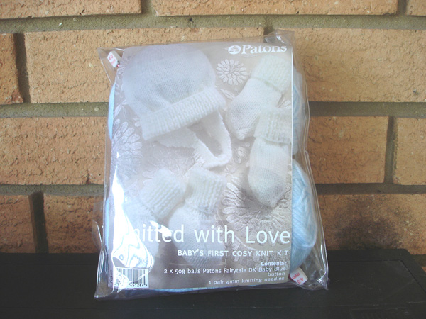 Baby Knitting Kits Uk : Patons knitted with love baby knitting kits jannette s