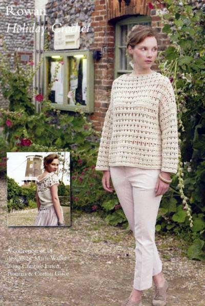 Knitting Holidays Uk : Crochet patterns rowan creatys for