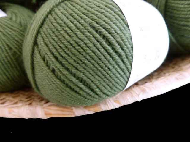 Knitting Patterns Rowan Wool Cotton : Rowan Wool Cotton #992, Lichen Jannettes Rare Yarns
