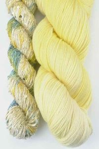 Artyarns Lazy Days Shawl Kit - Daffodil