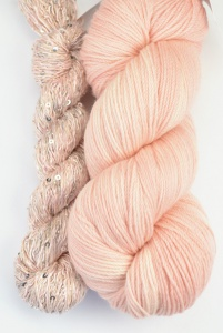 Artyarns Lazy Days Shawl Kit - Blush
