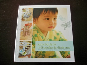Little Stitches for Little Ones by Amy Butler