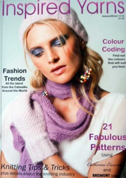 Inspired Yarns Magazine Issue 1