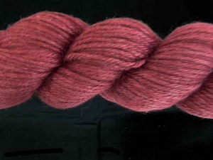 Aslan Trends Baby Llama and Mulberry Silk #3083, Mahogany