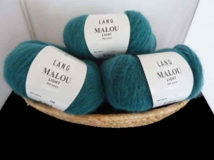 Lang Malou Light #074, Teal