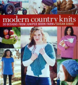 Modern Country Knits by Susan Gibbs