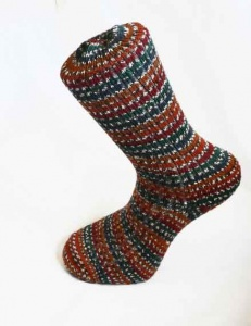 West Yorkshire Spinners Pheasant Socks