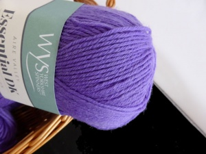 West Yorkshire Spinners Essential DK #613, Purple