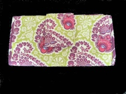 Milward Knitting Needle Case -Purple Floral