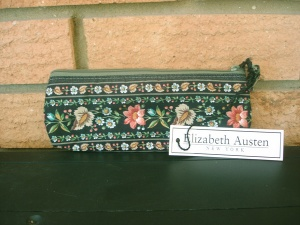 Small  Accessory Case in English Garden