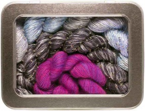 Artyarns Every Which Way Shawl Kit - Stormy Seas