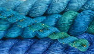 Artyarns Starry Wrap Kit - Blue
