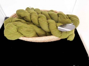 Lotus Tibetan Cloud Fingering #13, Moss