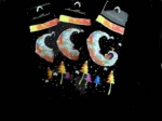 Laurel Burch Celestial Socks - Black Colourway