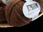 SMC Select Tweed Deluxe #7111 - Camel / Brown