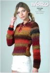 Noro Air Sweater Pattern